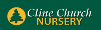 Cline Church Nursery Logo