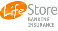 LifeStore Bank & Insurance Logo