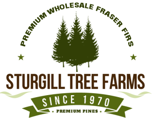 Sturgill Tree Farm Logo